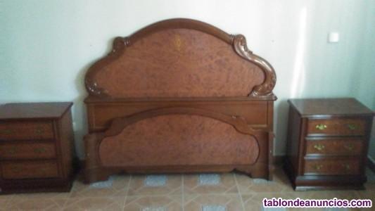 Urge venta de muebles de chalet