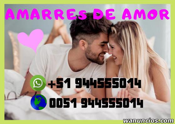 Atrae a tu ex parejas con nudos de amor - Burgos