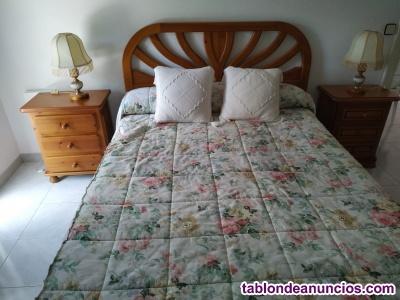 Conjunto dormitorio matrimonial