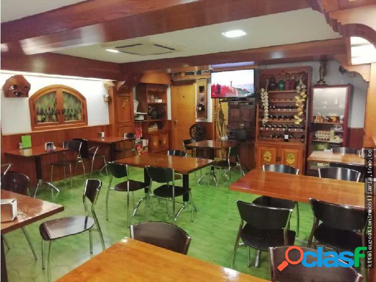 Exclusiva Venta de Bar Restaurante C3 Sant Marti