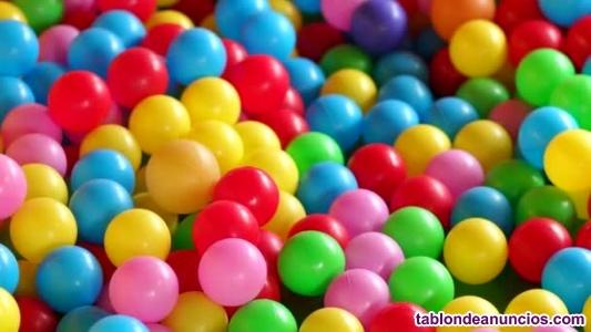 Material parques de bolas