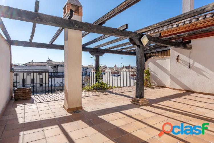 Precioso ático Dúplex con 2 terrazas