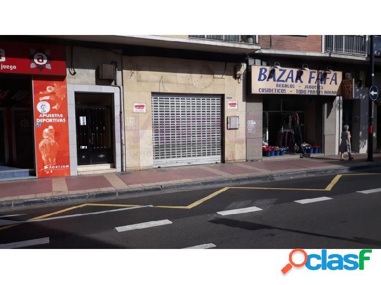 Alquiler de Local en Av MAdrid, 130