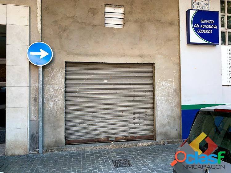 LOCAL COMERCIAL EN LAS FUENTES