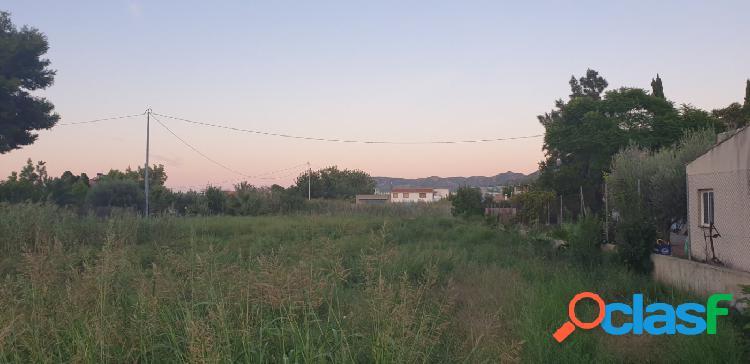 Parcela Urbana en la Huerta, cerca de Santo Ángel y de