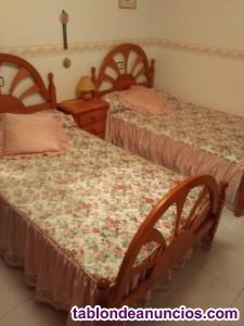 Vendo camas armarios muebles de casa