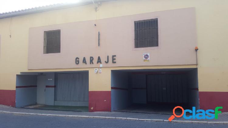 Venta plaza de Garaje en el Centro