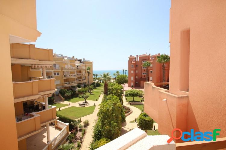 Apartamento en la primera linea de la playa Cabo Roig,
