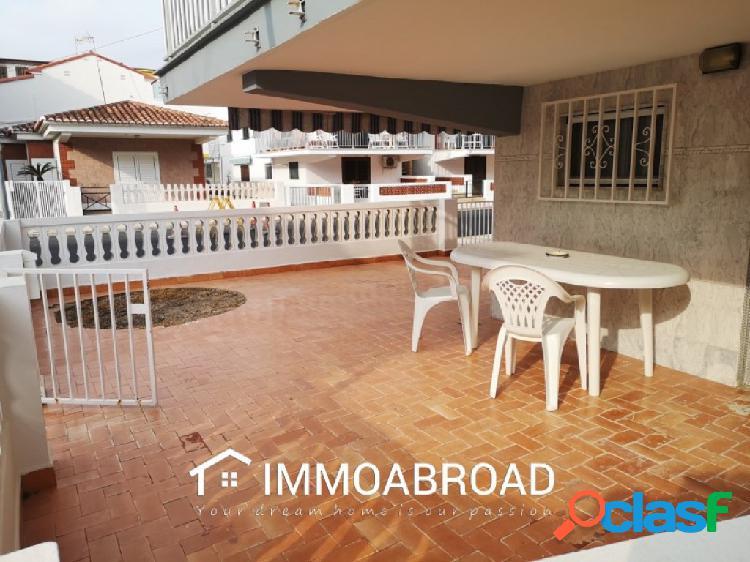 Apartamento en venta en Oliva con 1 dormitorios y 1 baños