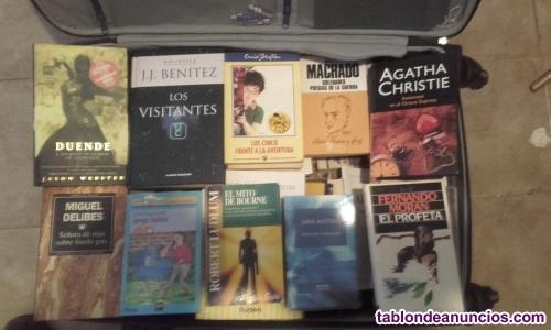Libros de varios escritores