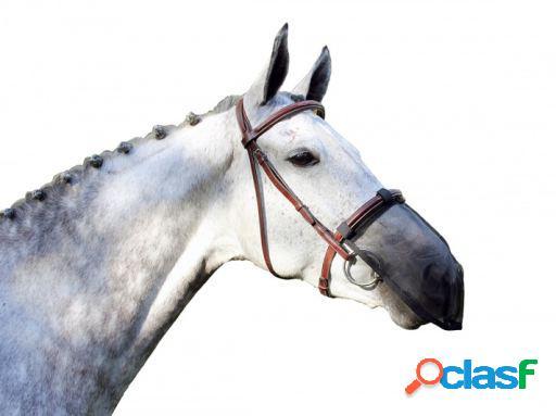 QHP Protección anti moscas para nariz L