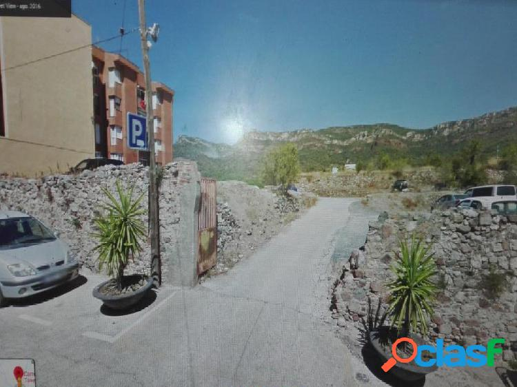 Suelo urbanizable en Venta en Alforja Tarragona