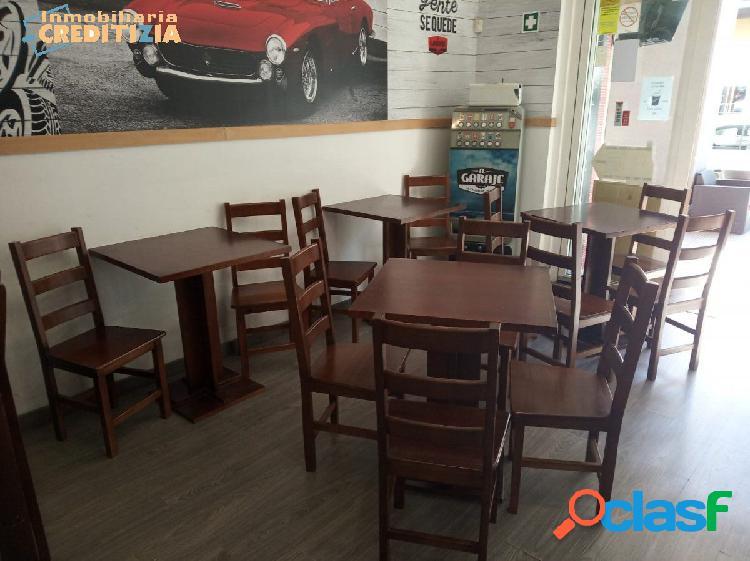 TRASPASO DE CAFETERIA FUNCIONANDO EN NAVIA