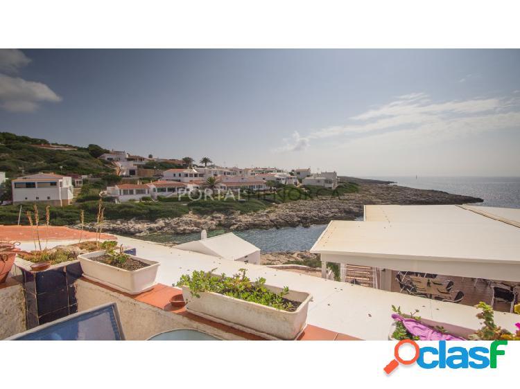 Apartamento con vistas al mar en venta en Cala Torret