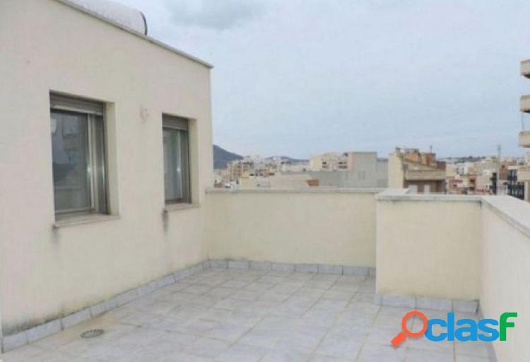 Atico en Amposta a estrenar con 3 habitaciones y terraza