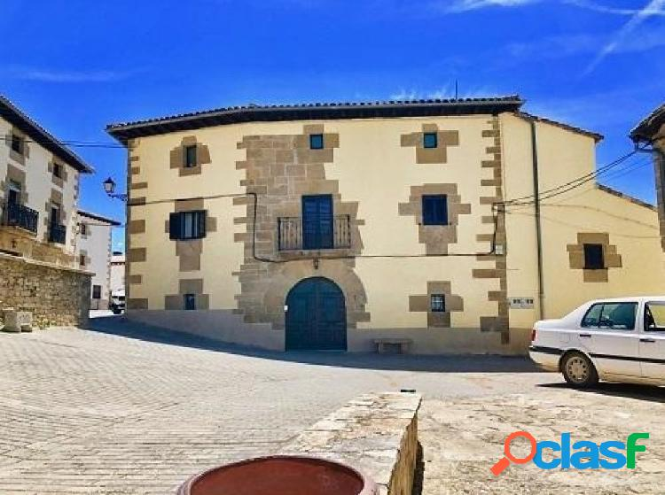 NAVARRA. Venta de fantástica casa en Uterga (Navarra)