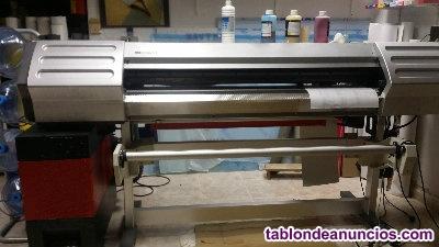 Se vende maquinaria rotulación e impresion digital