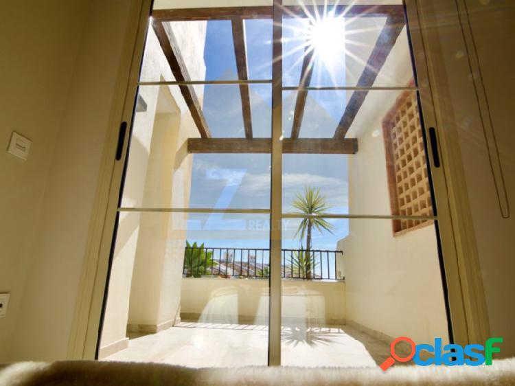 Apartamento de estilo mediterraneo 2 dormitorios