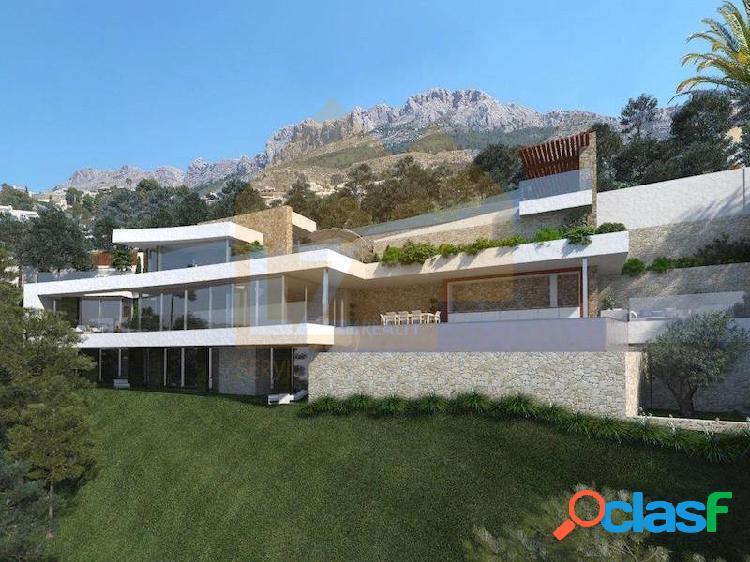 Beautiful luxury villa in altea Hills