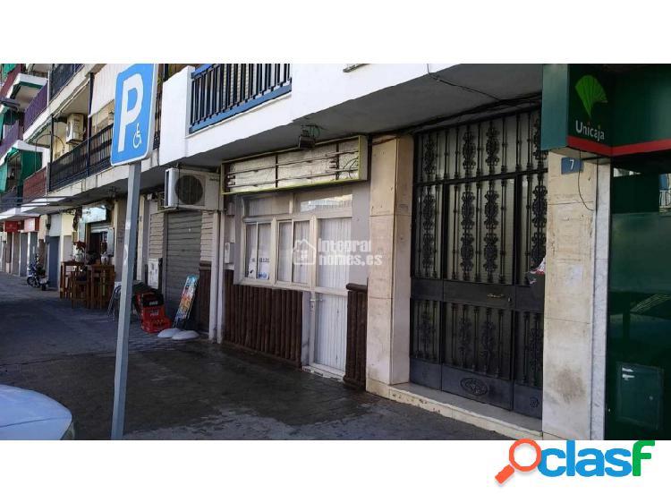 Dos locales comerciales en Avenida Andalucía en Punta