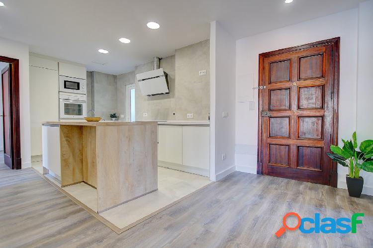 Fantástico piso reformado en el centro de Palma