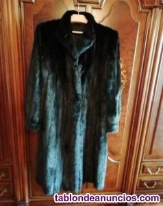 Se vende abrigo de vison