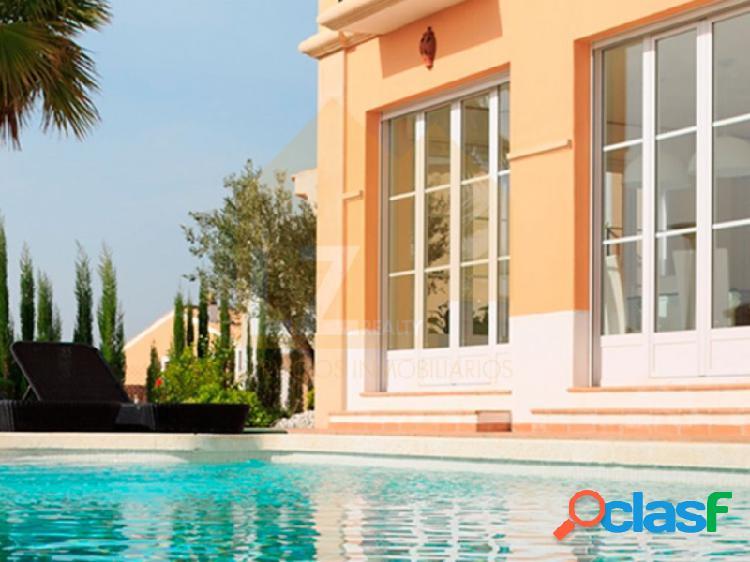 Villa de lujo de estilo Mediterraneo