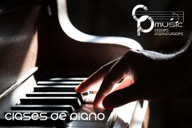 CLASES PARTICULARES DE PIANO: