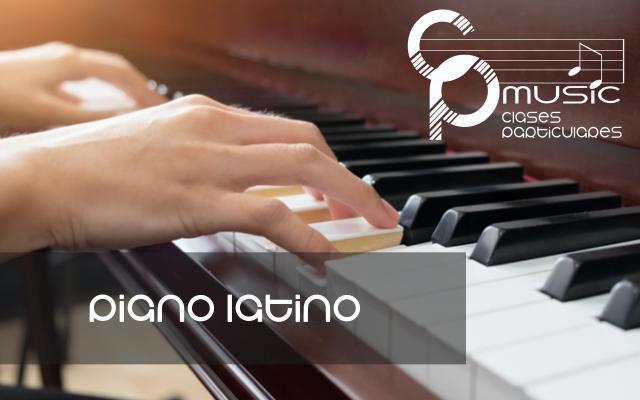 CLASES PARTICULARES DE PIANO LATINO