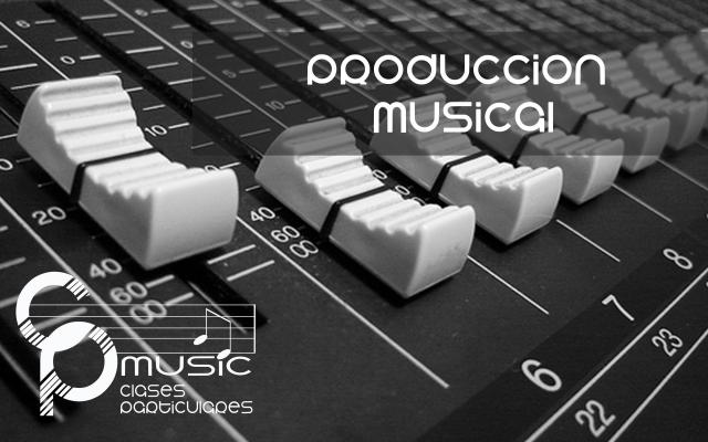 CLASES PARTICULARES DE PRODUCCION MUSICAL: