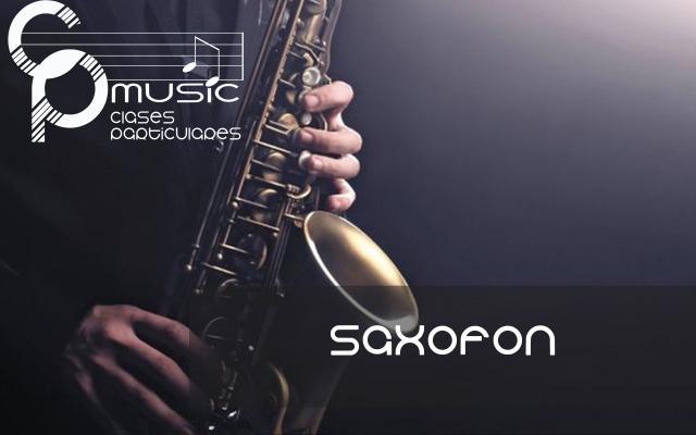 CLASES PARTICULARES DE SAXOFON: