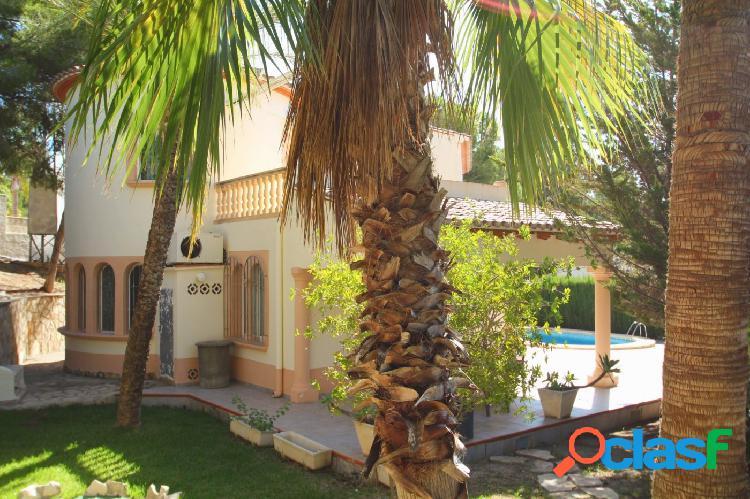 Chalet en venta andando El Portet Playa Moraira NC3104C