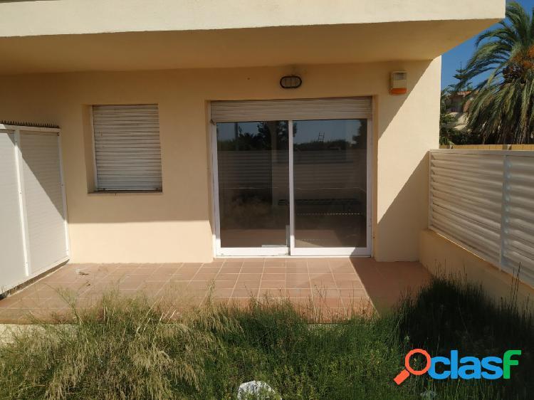 Apartamento de 52 m2 con 2 habitaciones y terraza. A 50