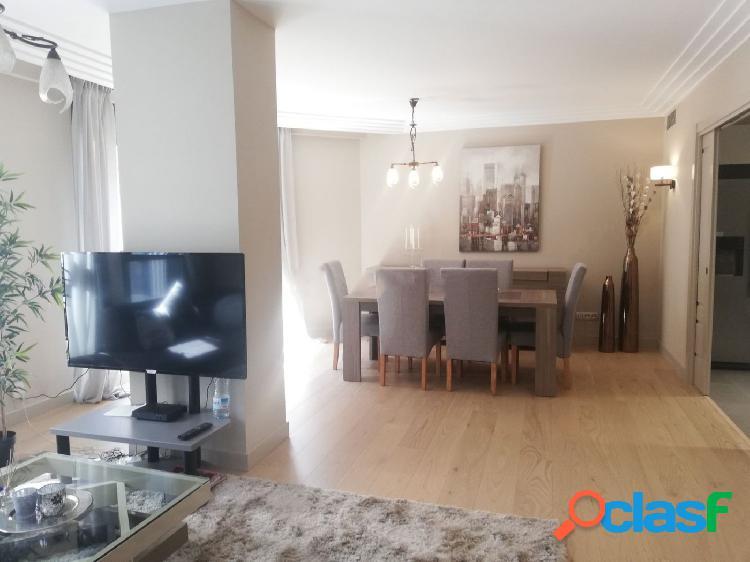 Espectacular Piso 150m2 Diseño Moderno (3 habitaciones + 3