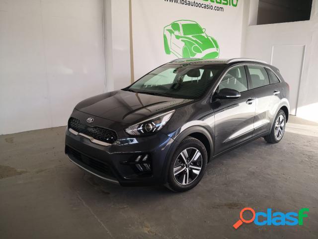 KIA E-Niro electro/gasolina en Borges Blanques (Lleida)