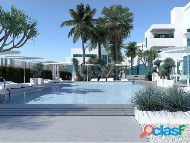 Apartamento con vistas al mar en Playa Flamenca, Orihuela