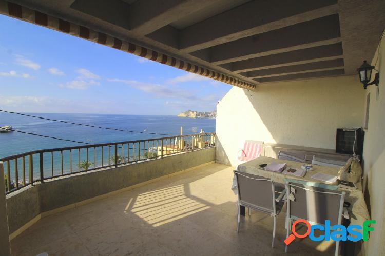 Apartamento con vistas al mar en zona puerto de Benidorm