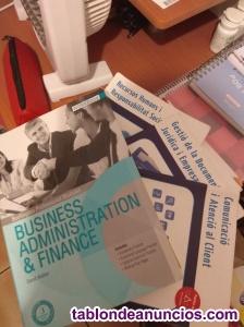 Libros fp grado superior administración y finanzas