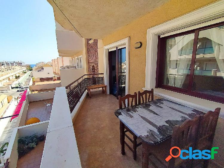 2 bed apartment with pool in Cabo Roig