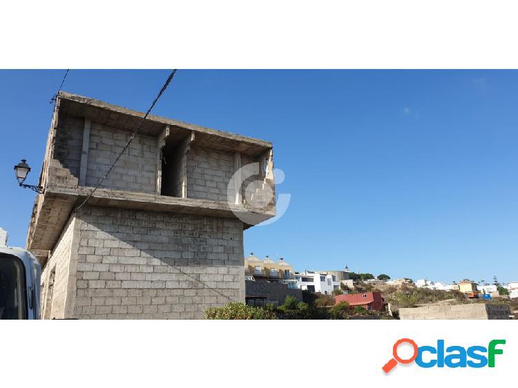 CASA TERRERA EN CONSTRUCCION EN SAN MIGUEL