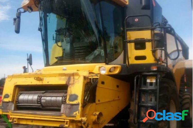 New holland cr 9080 cosechadora