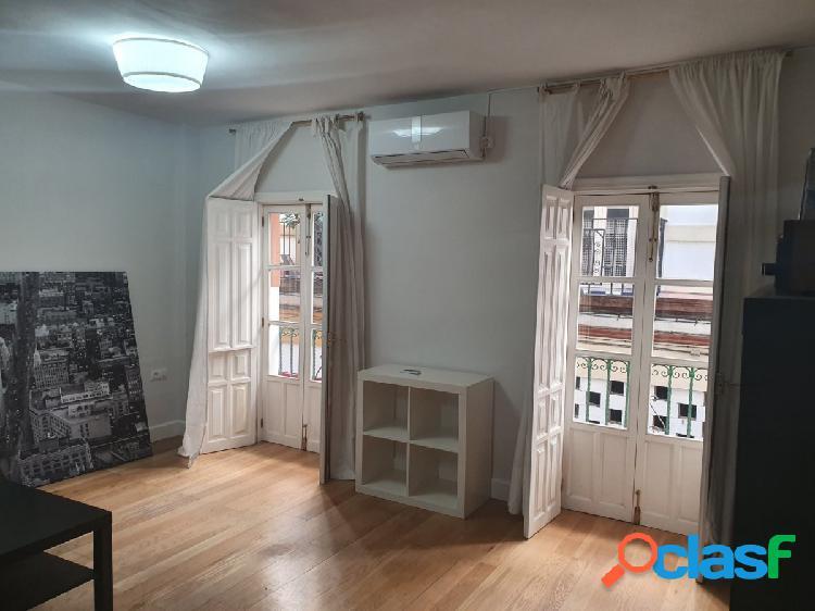 Piso ideal de dos dormitorios en el centro de Sevilla.