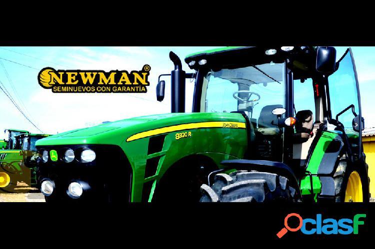 Tractor agrícola john deere 8320r