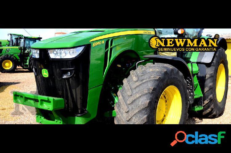 Tractor agrícola john deere 8360r