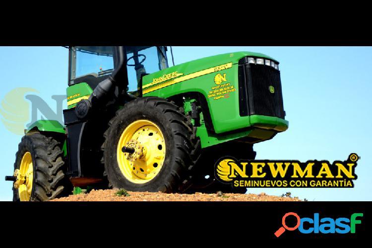 Tractor agrícola john deere 9300