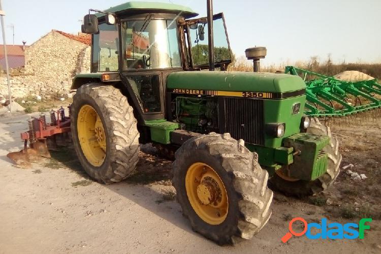 Tractor john deere 3350 dt sg2
