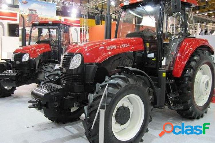 Tractor yto 1254 doble tracción