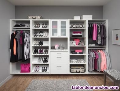 Servicio organización de armarios