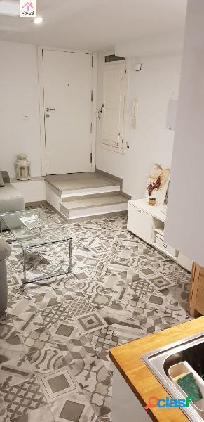 Precioso apartamento de reciente rehabilitación junto al