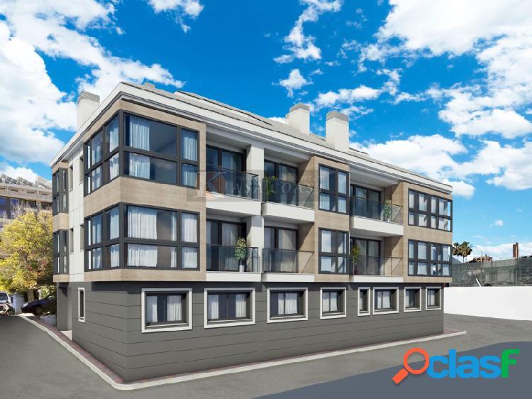 Promoción de 14 viviendas en venta de 1 y 2 dormitorios en